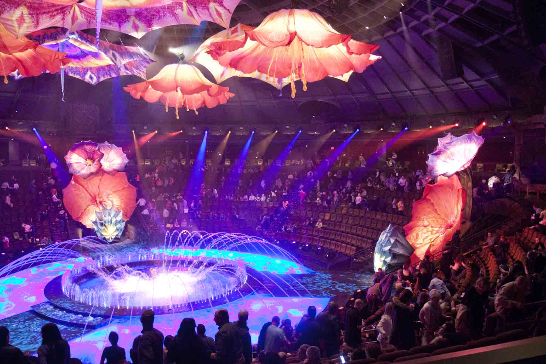 le reve las vegas reviews