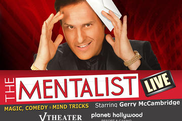 the mentalist las vegas tickets
