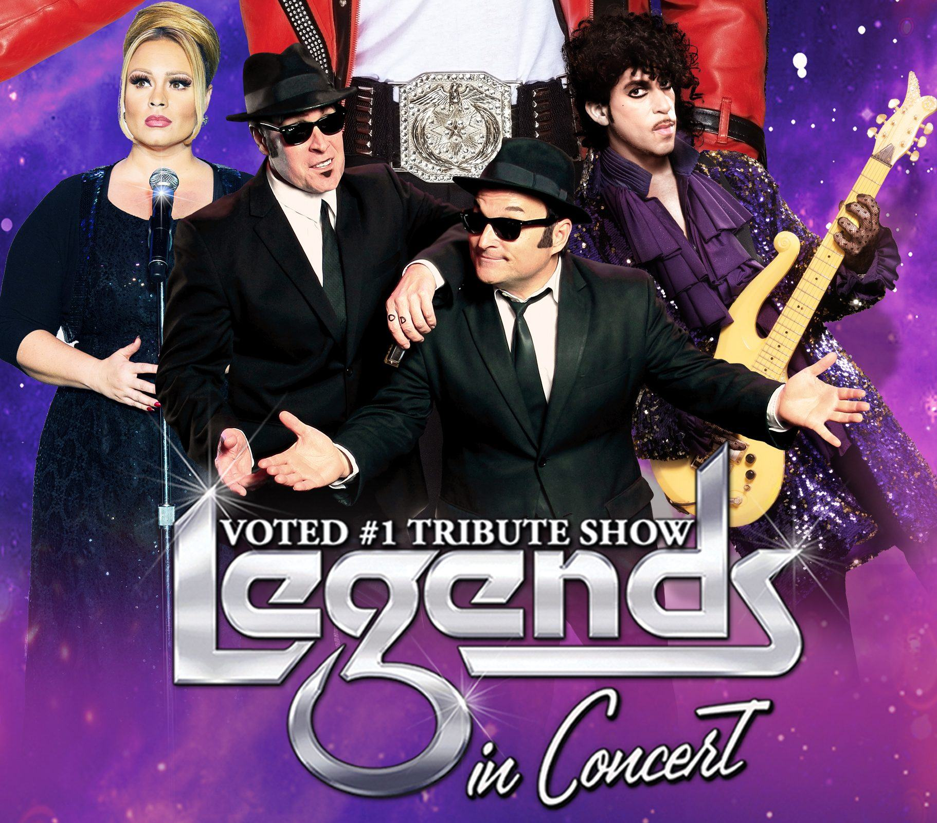 vegas legends in concert review