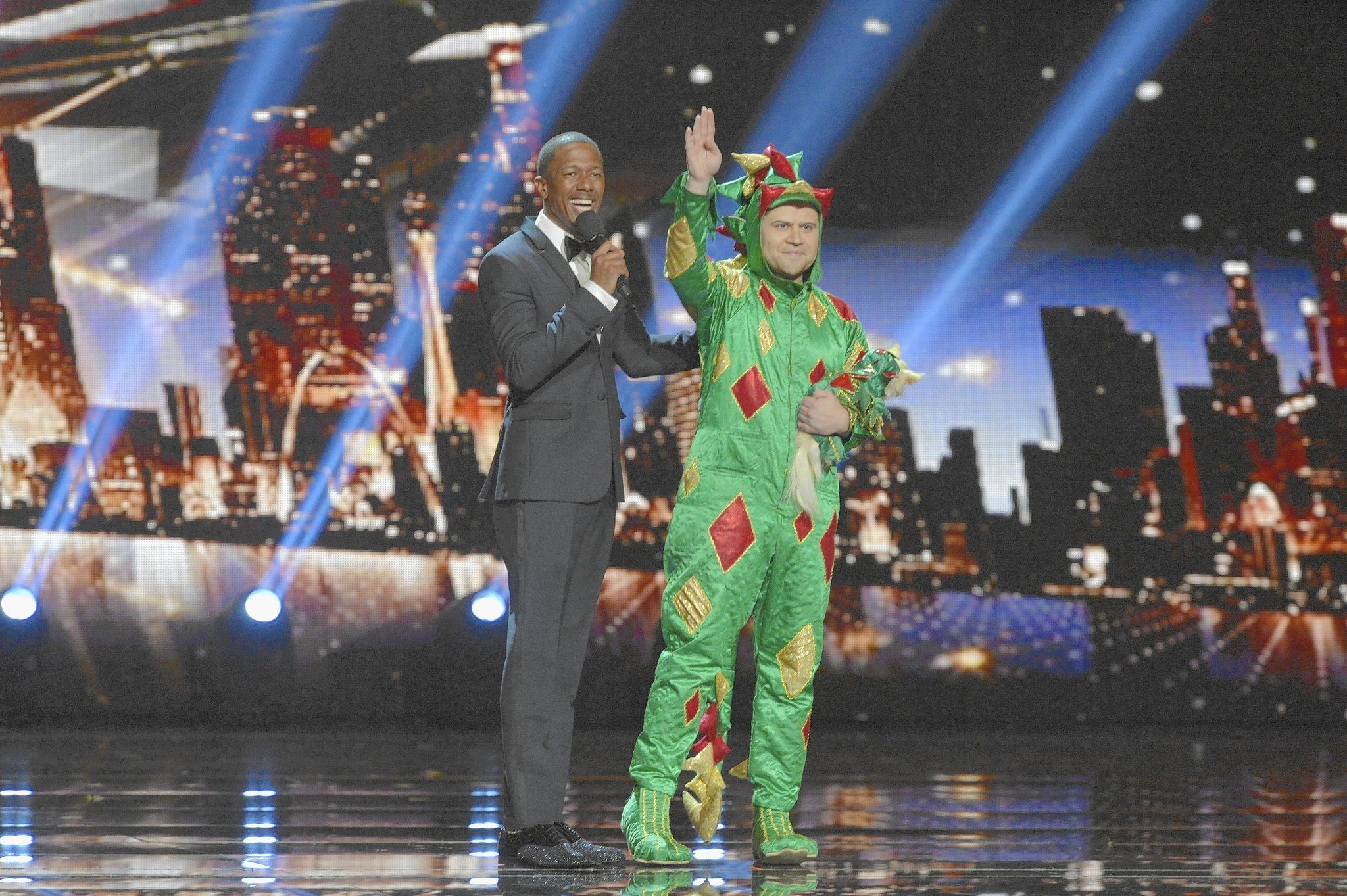 piff the magic dragon penn and teller