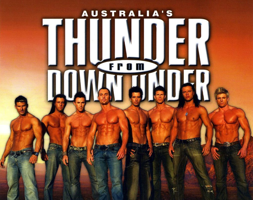 thunder down under vegas reviews