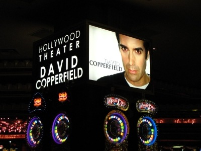 Perhaps the most famous magician in the world, David Copperfield has walked through the Wall of China, levitated across the Grand Canyon, and made the Statue of Liberty disappear in front of a stunned live national television audience. Everything he does is epic, a philosophy he illustrates in his Las Vegas show at The MGM Grand.