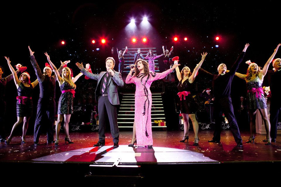 donny and marie las vegas tickets