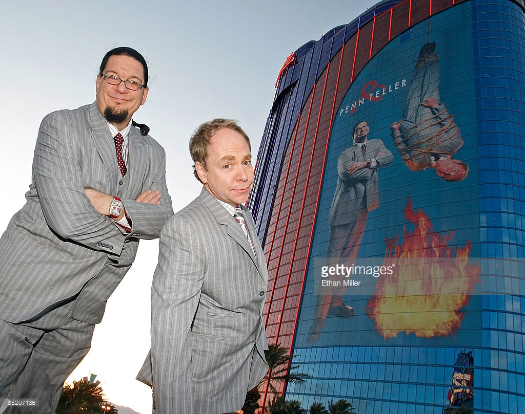 penn and teller vegas reviews