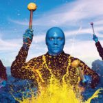 blue man group ticket