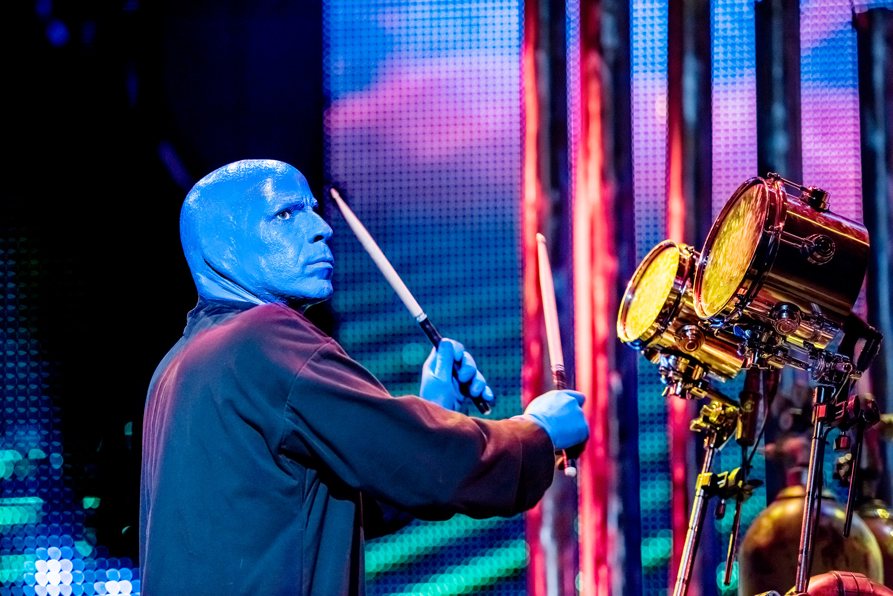 blue man group vegas tickets
