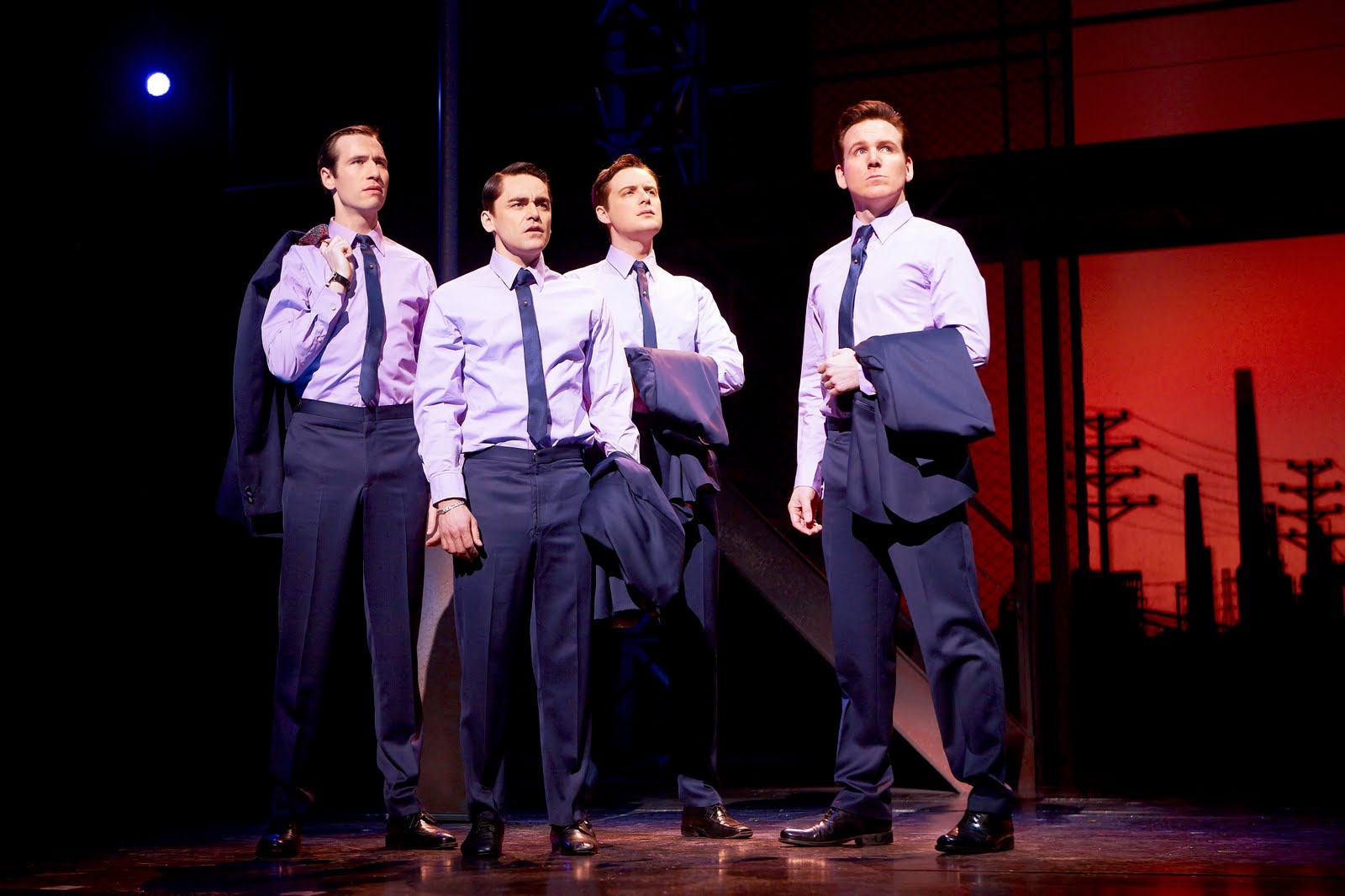 the jersey boys las vegas