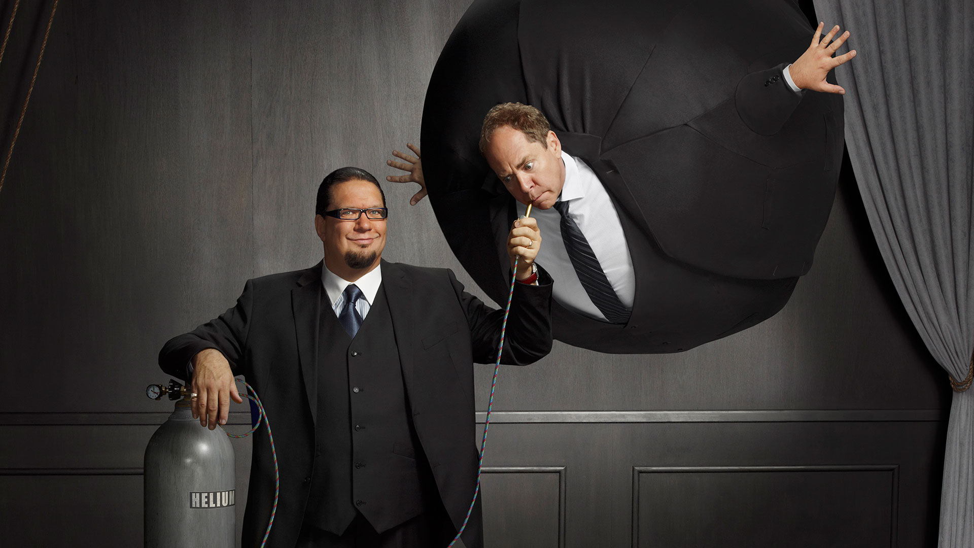 penn and teller vegas