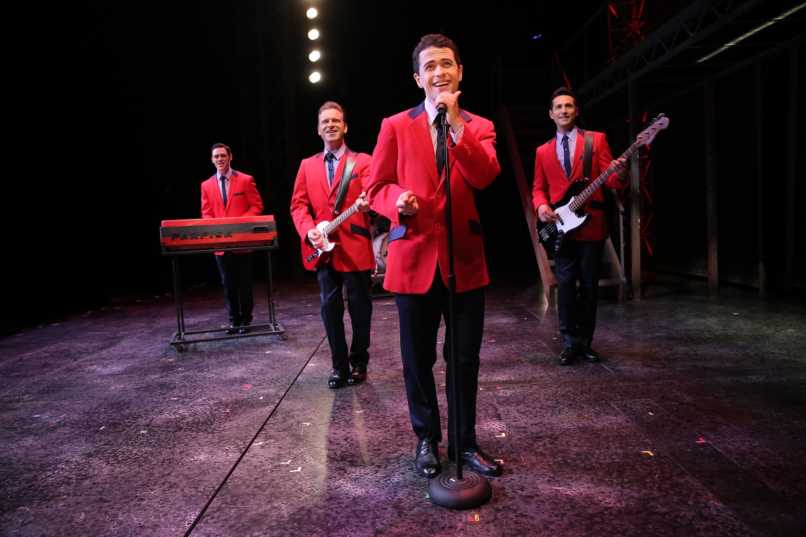 jersey boys las vegas discount tickets