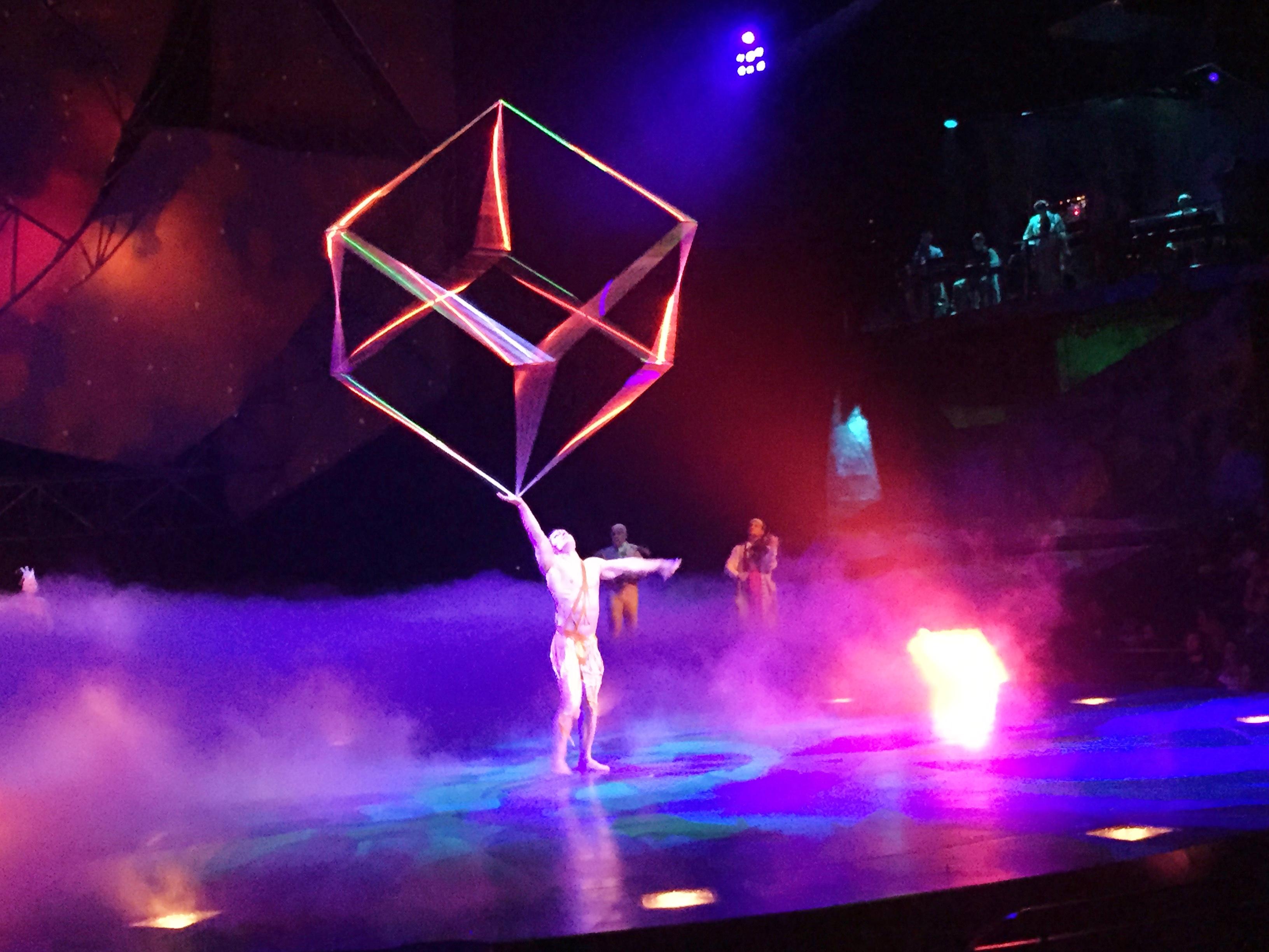 cirque du soleil las vegas mystere review