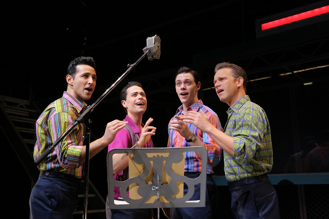 jersey boys vegas reviews