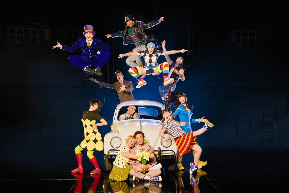 the beatles cirque du soleil las vegas reviews discount