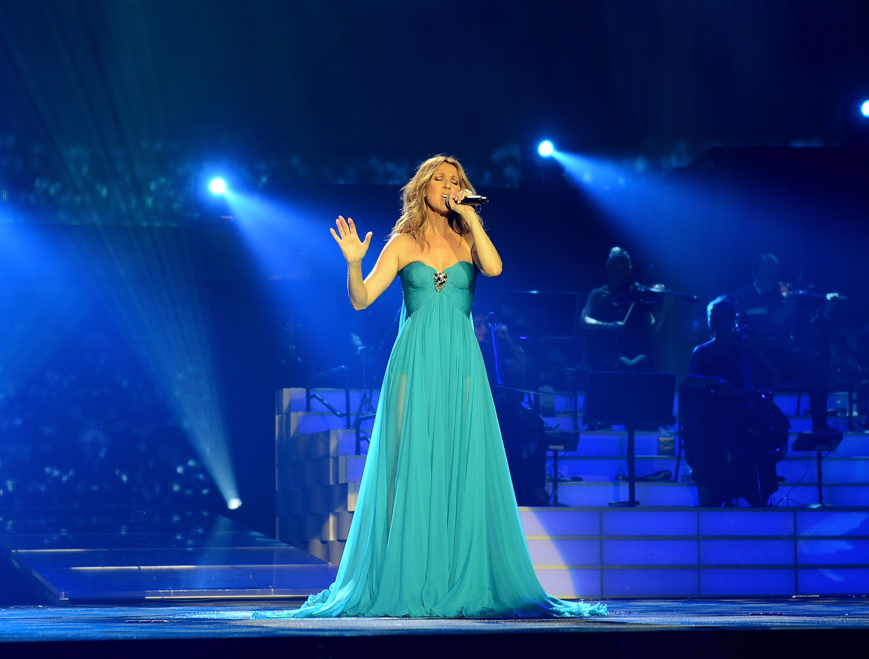Celine Dion Vegas