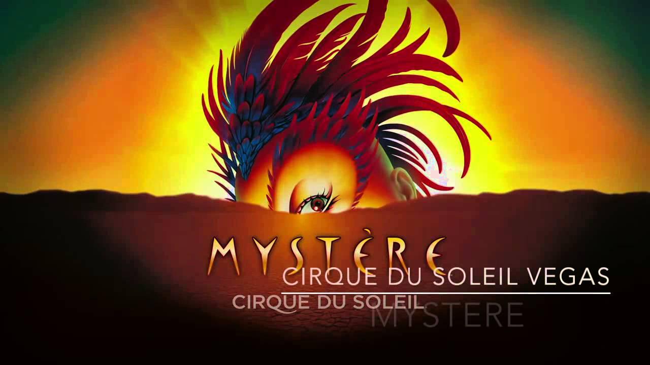 cirque du soleil las vegas mystere
