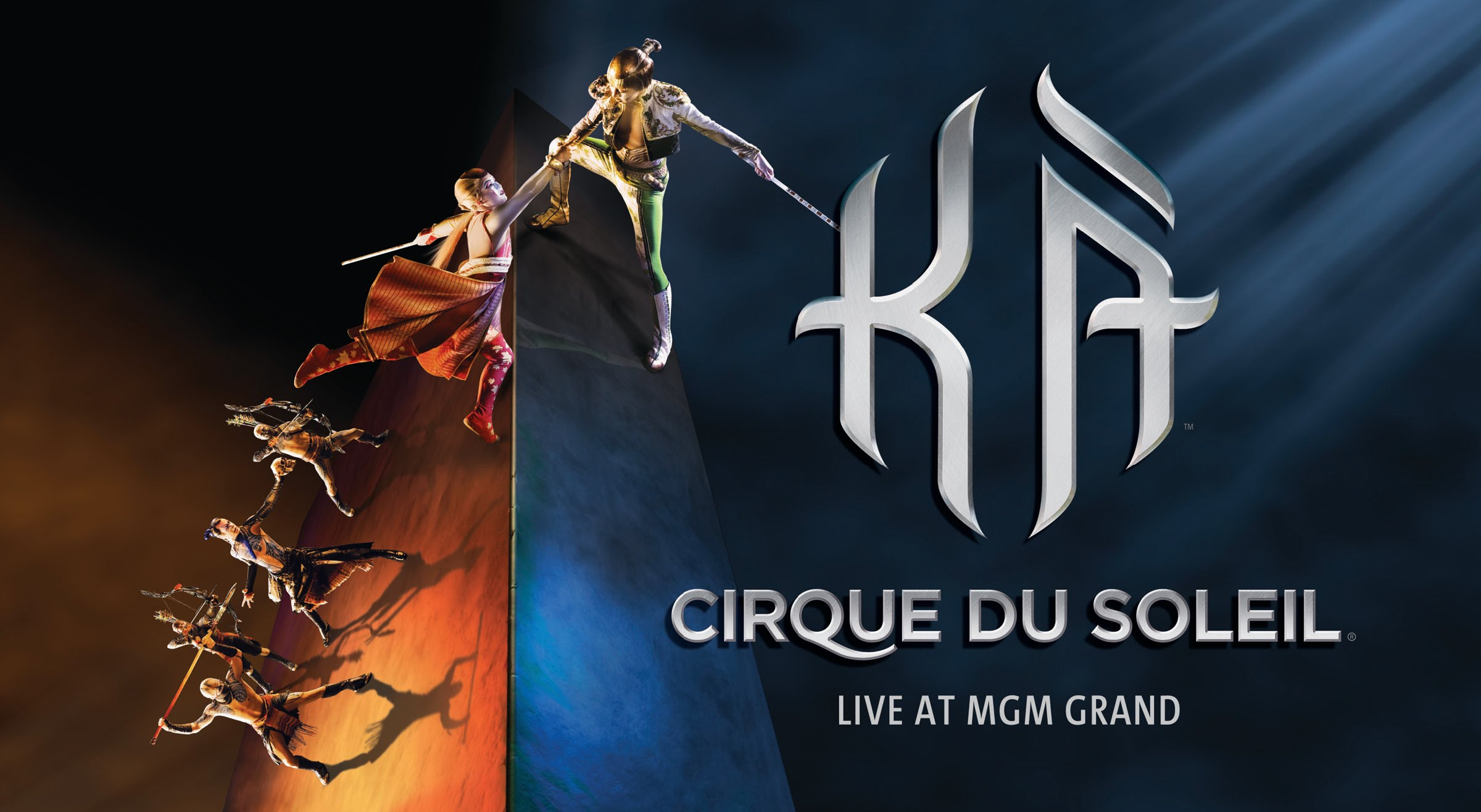 KA in Vegas show review. Best ticket discount for Las Vegas Cirque du Soleil KA show at MGM. Plan & package with free nightclub guest list and restaurant deals.