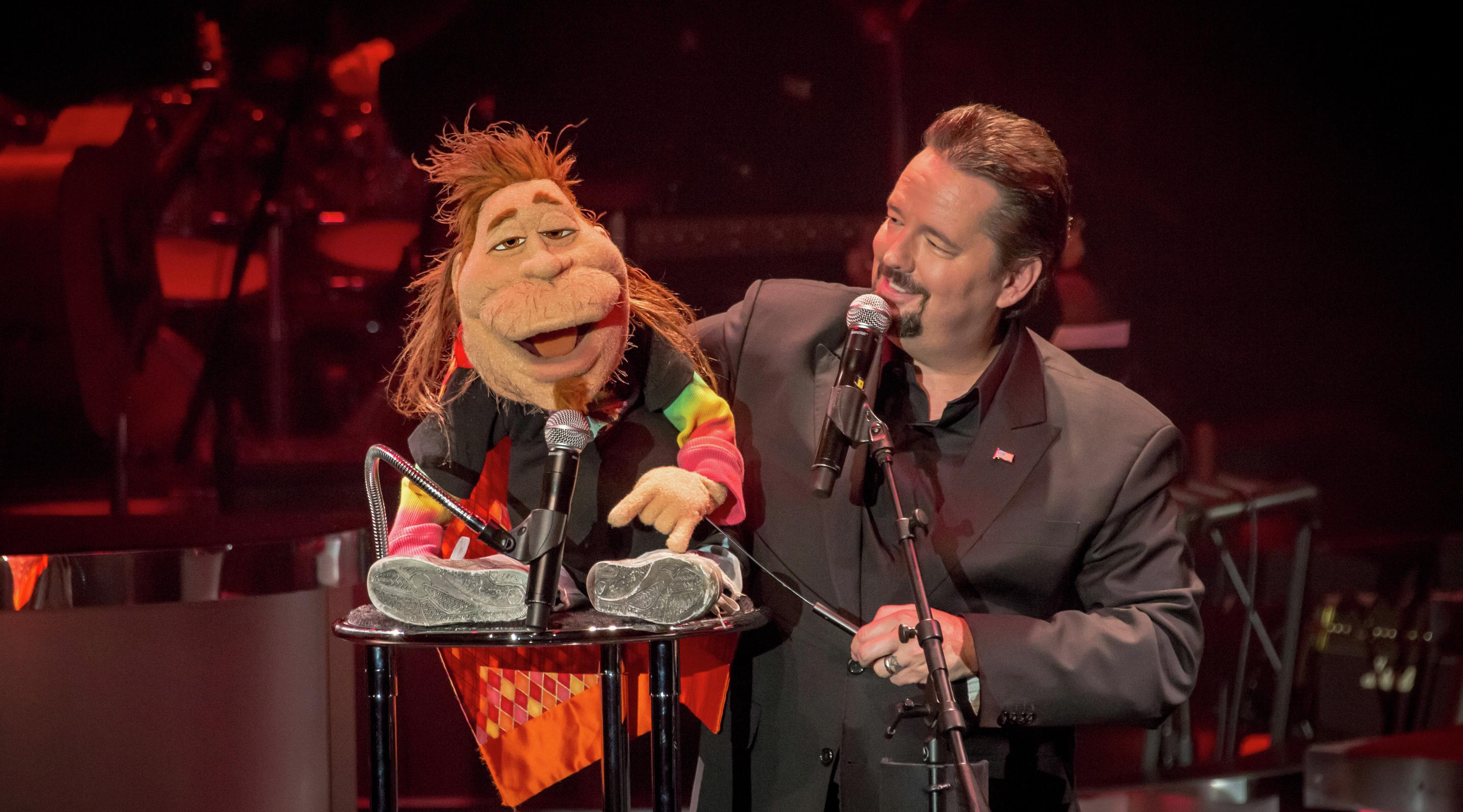 terry fator vegas tickets