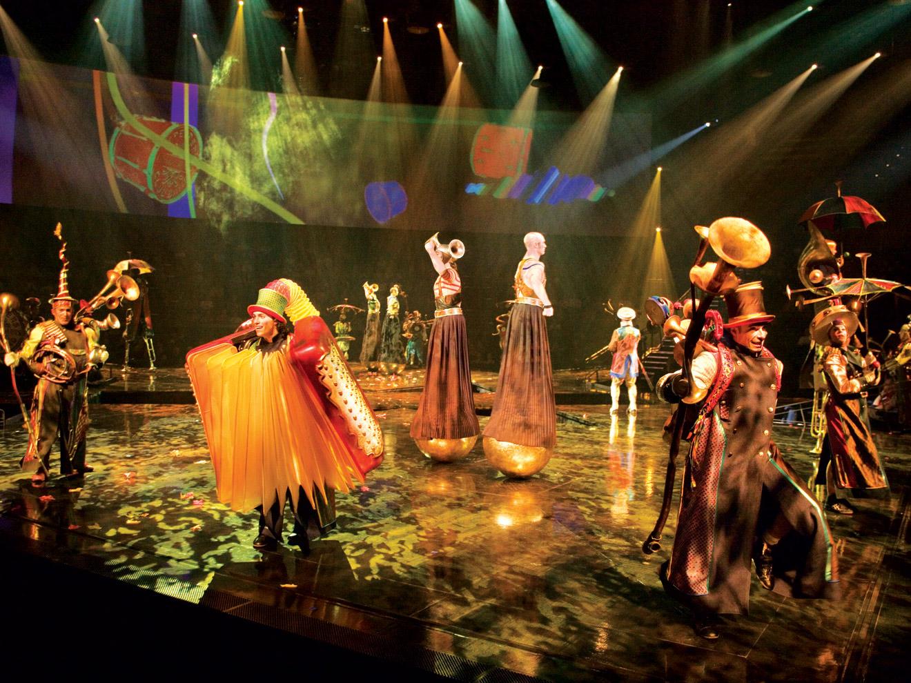 cirque du soleil beatles las vegas