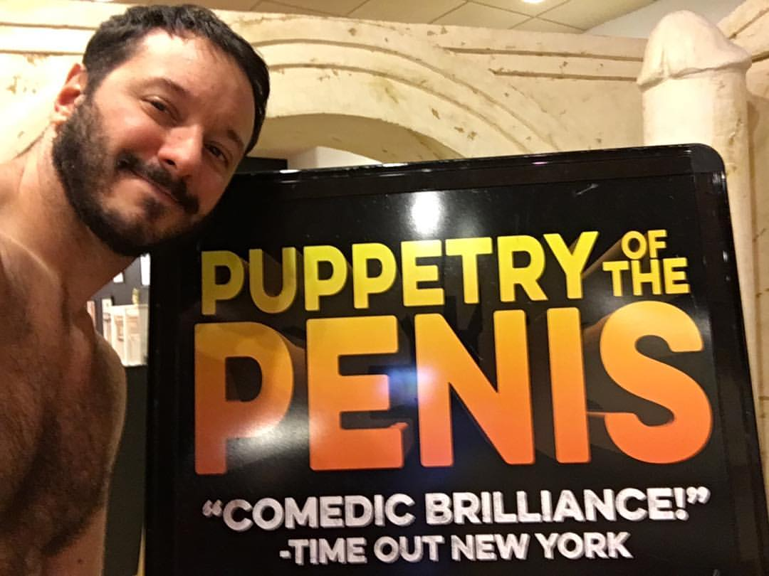 puppetry of the penis tickets price