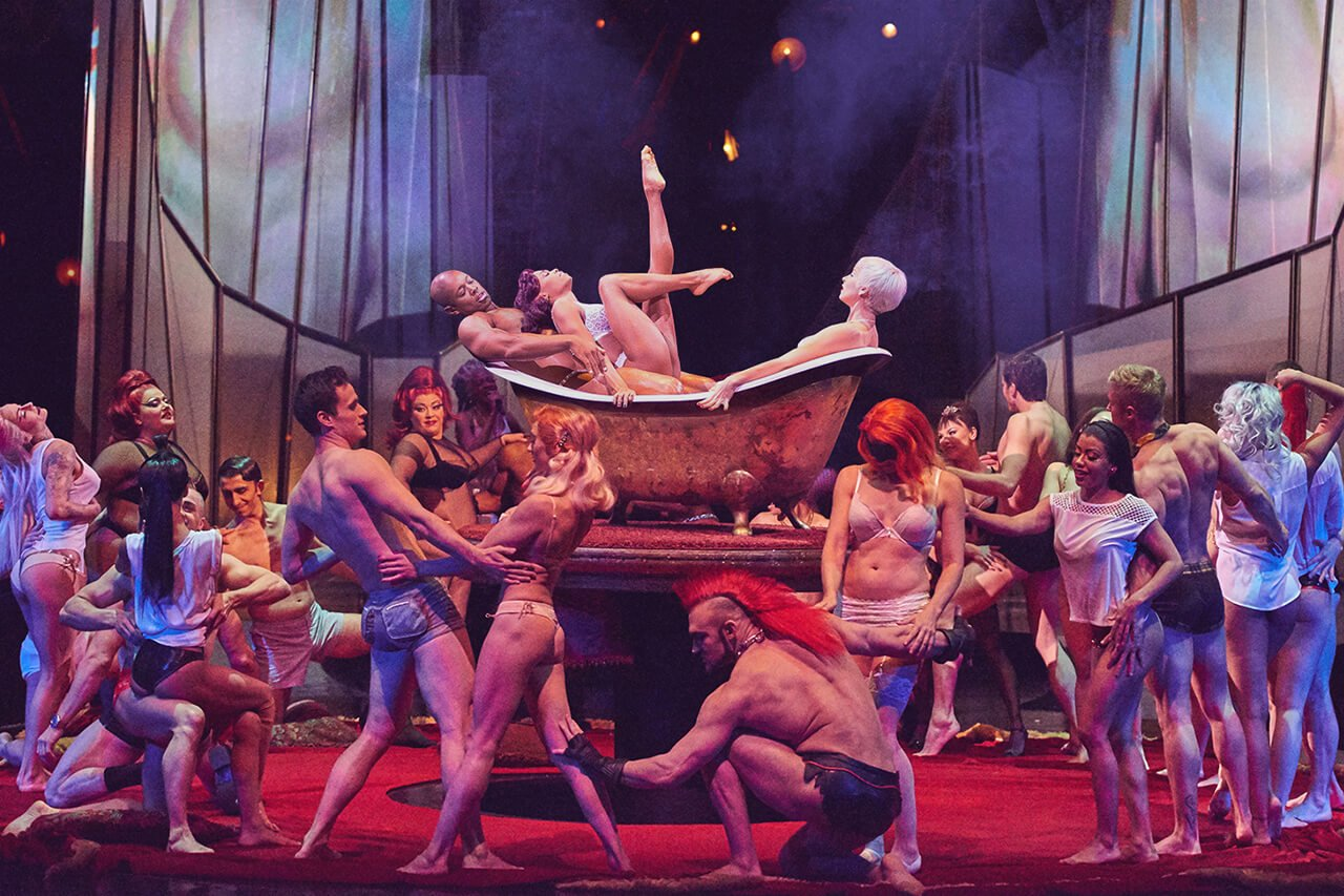 zumanity las vegas shows reviews events discount