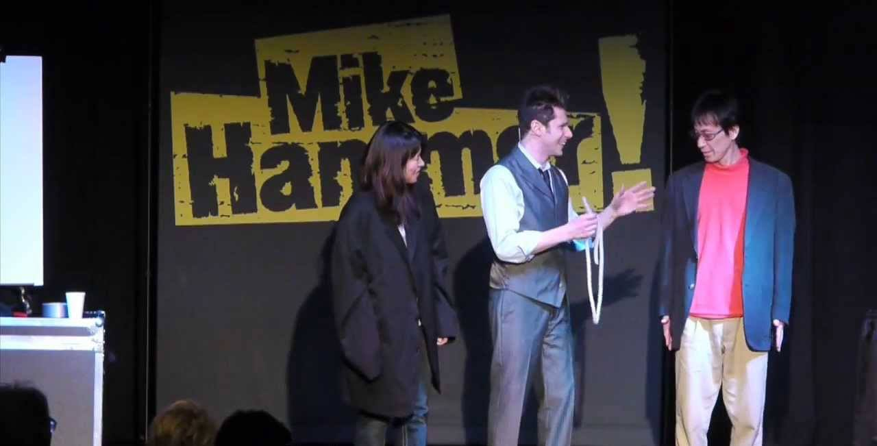 mike hammer comedy magic show tickets