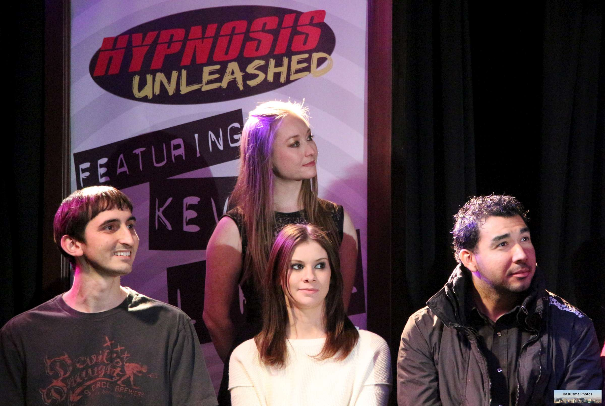 kevin lepine hypnosis unleashed