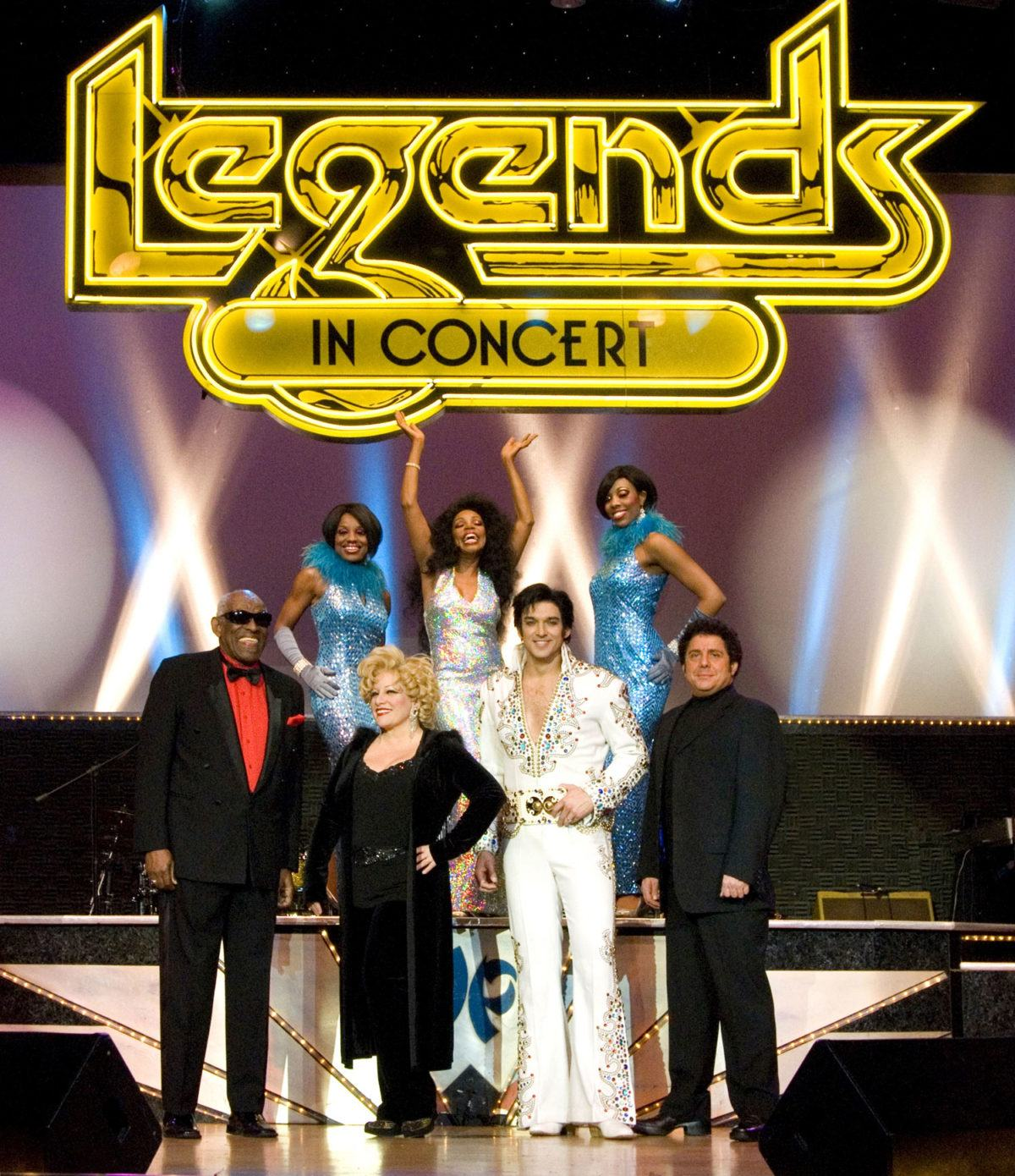 legends in concert flamingo las vegas