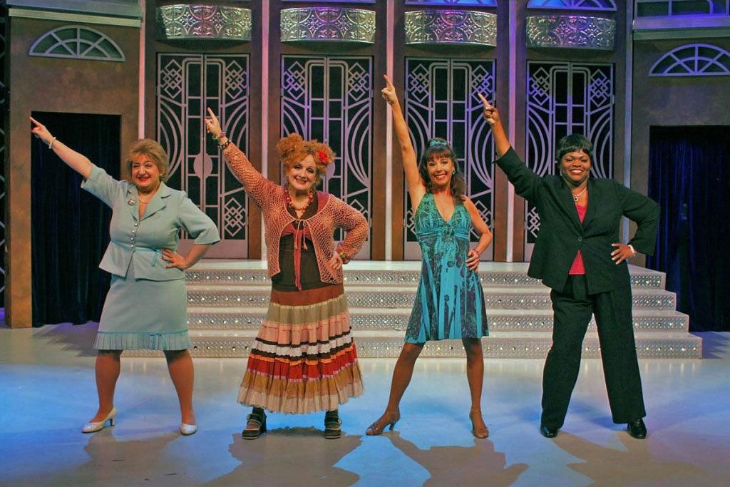 menopause the musical las vegas discount tickets