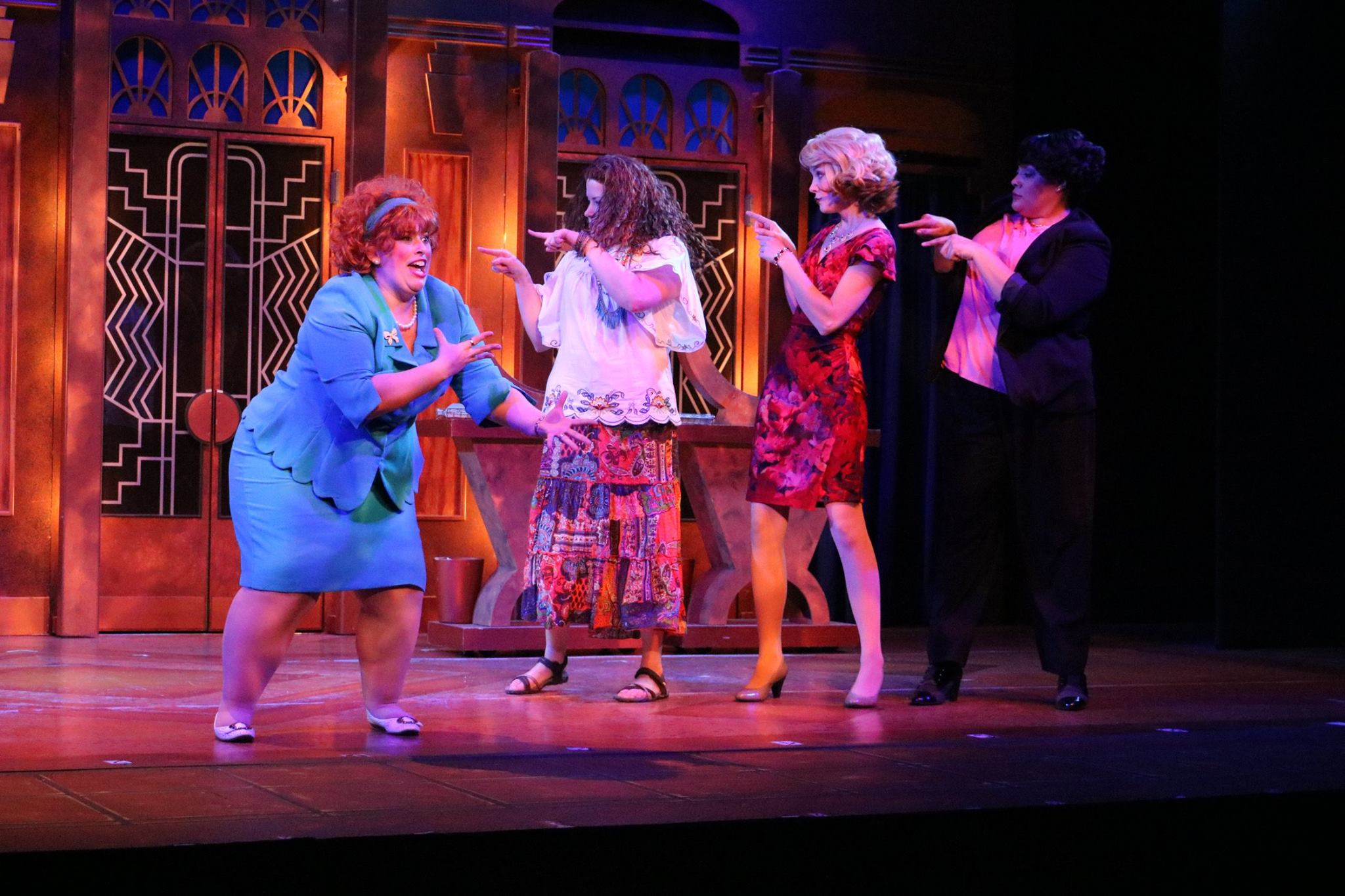 menopause the musical reviews