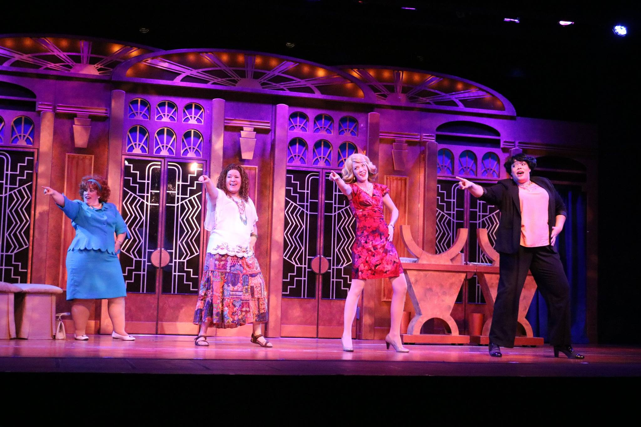 menopause the musical las vegas reviews