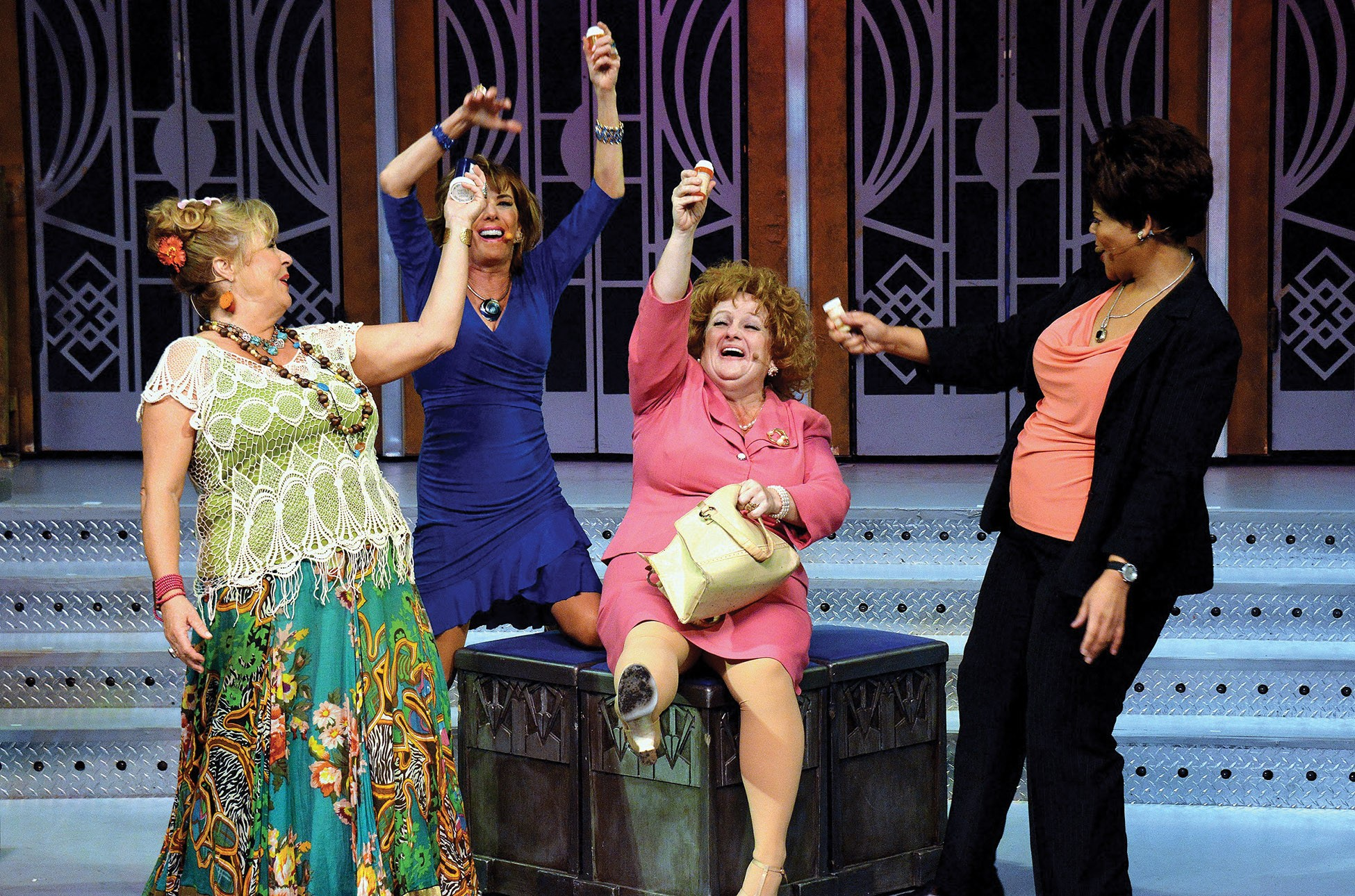 menopause the musical las vegas tickets