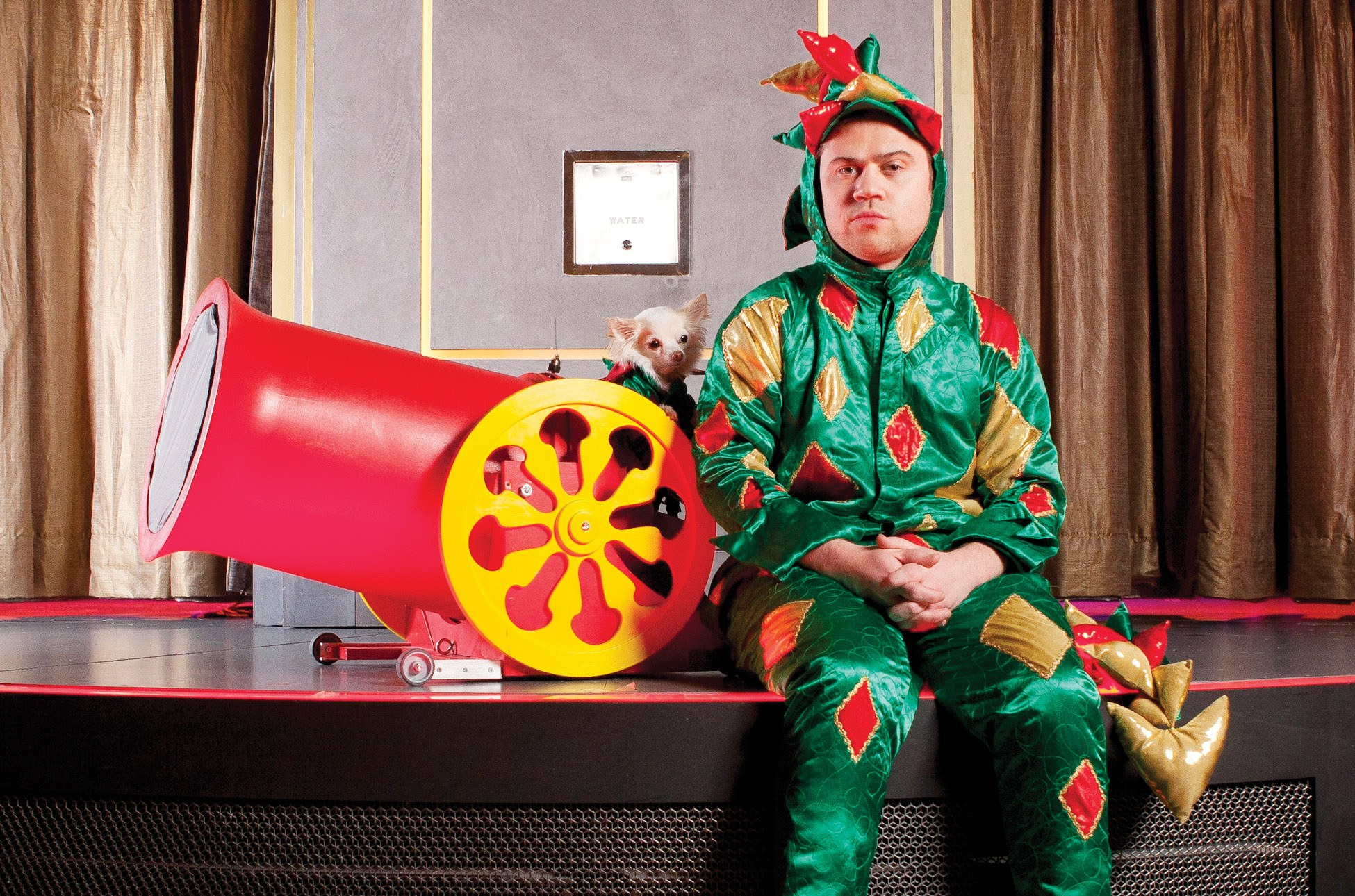 piff the magic dragon las vegas tickets