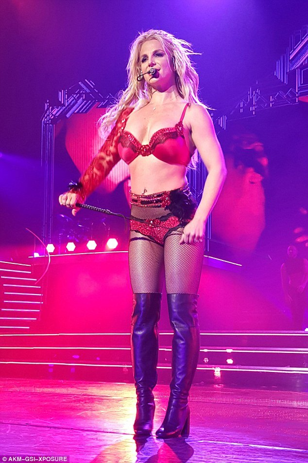 britney spears piece of me vegas