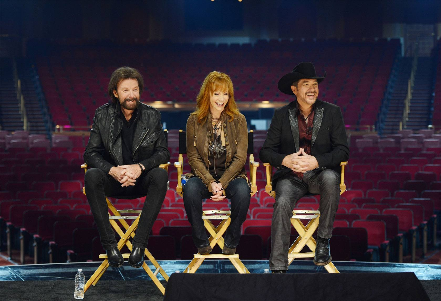 reba and brooks and dunn vegas