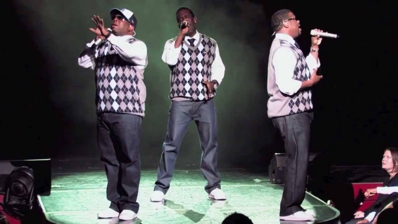 boyz to men concert
