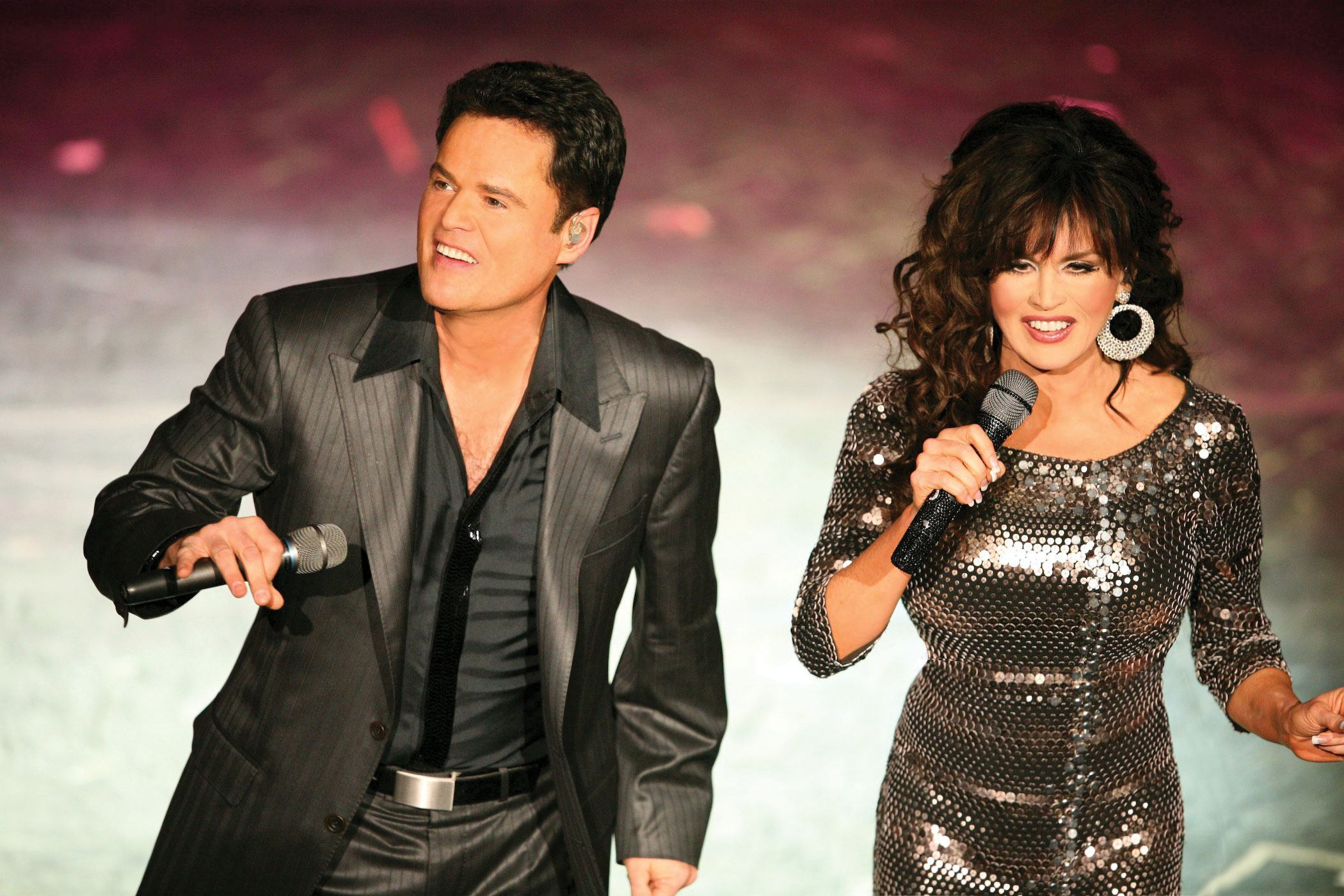 donny and marie las vegas 2017
