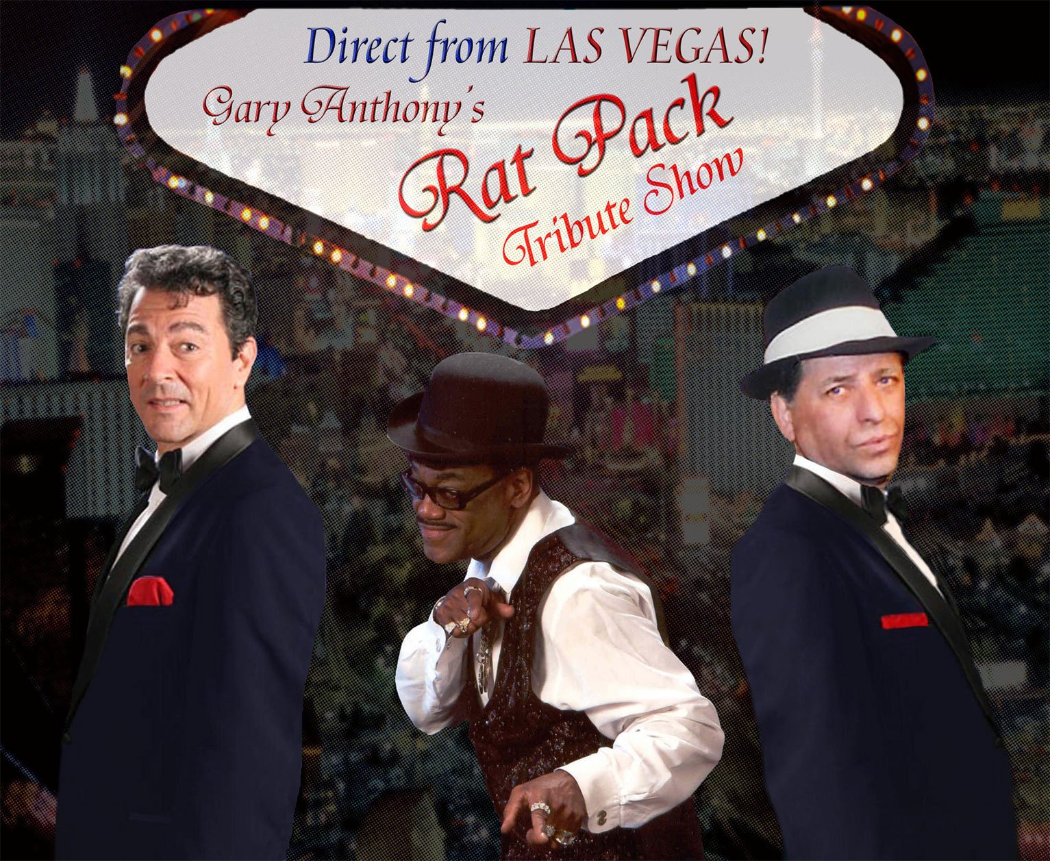 rat pack las vegas