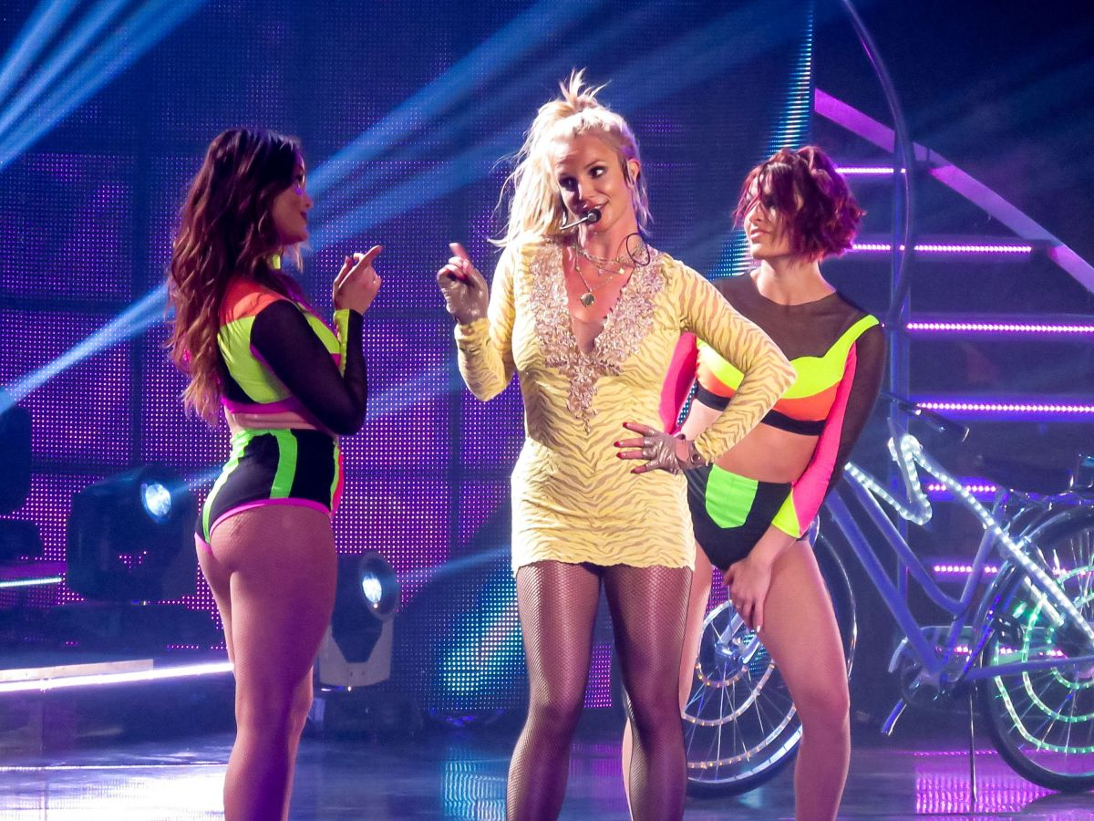 britney spears piece of me las vegas