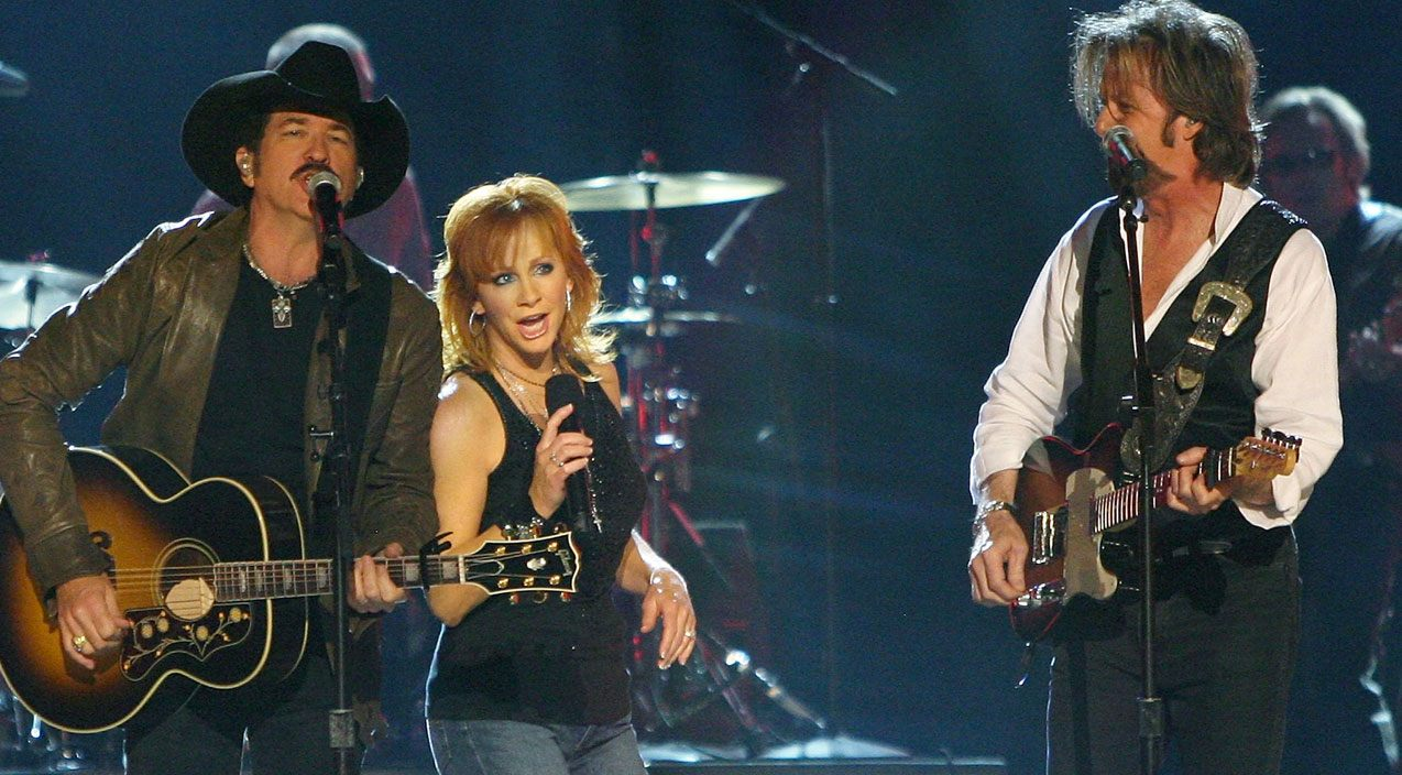 brooks and dunn reba mcentire las vegas