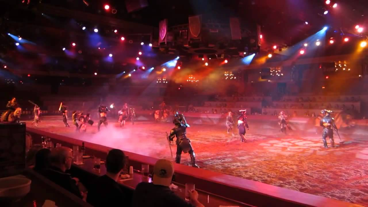 tournament of kings las vegas nv