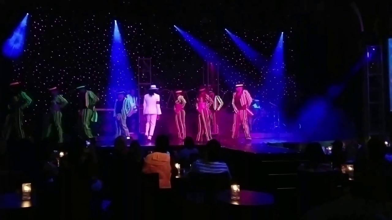 mj live tribute to michael jackson
