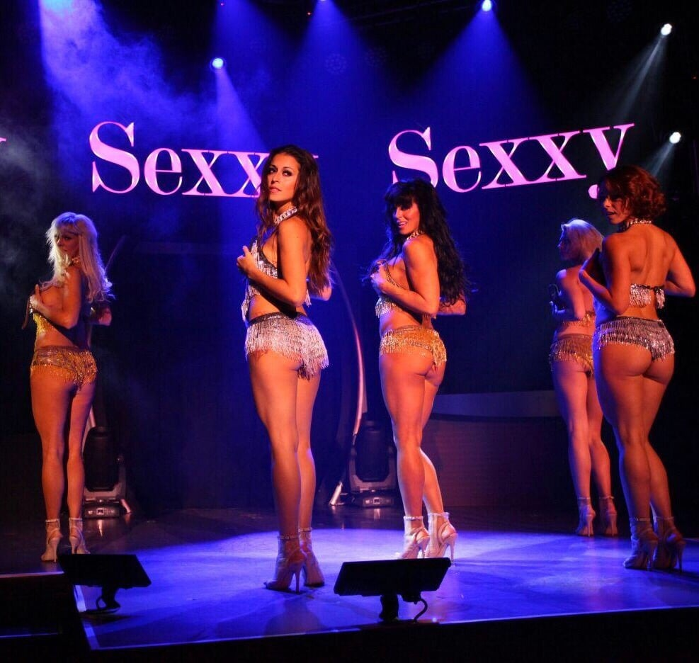 las vegas sexxy shows reviews