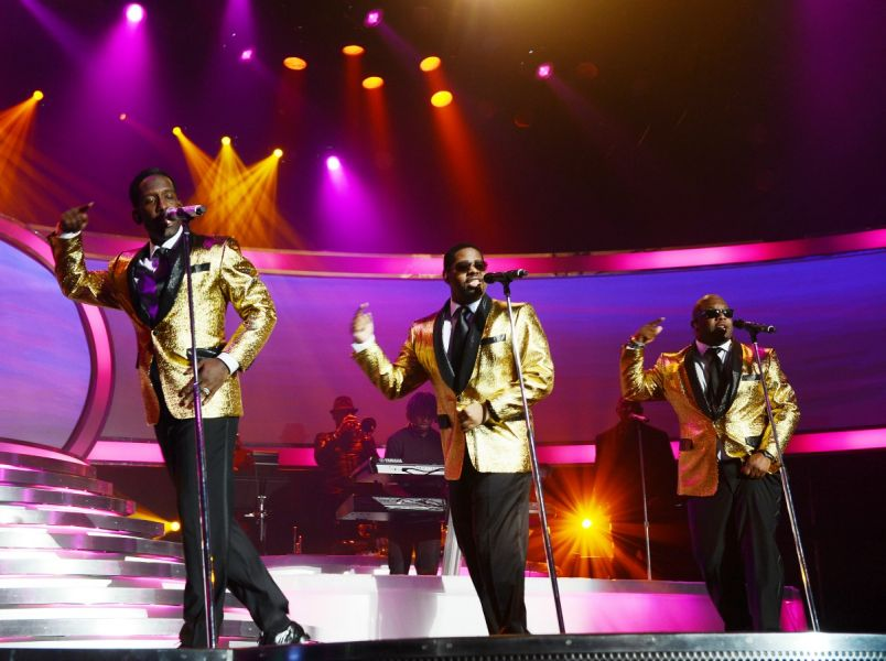 boyz ii men vegas reviews