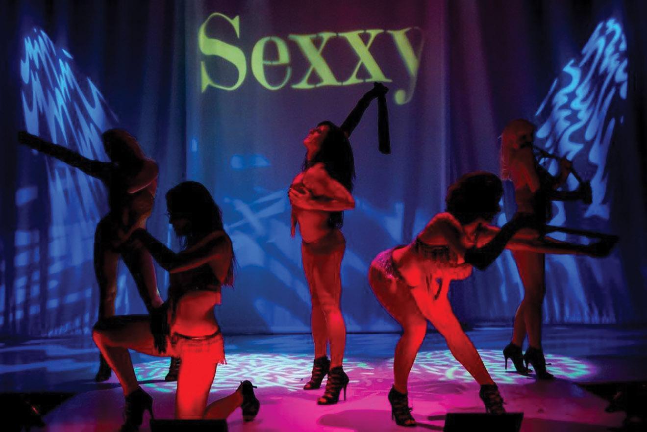 sexxy las vegas