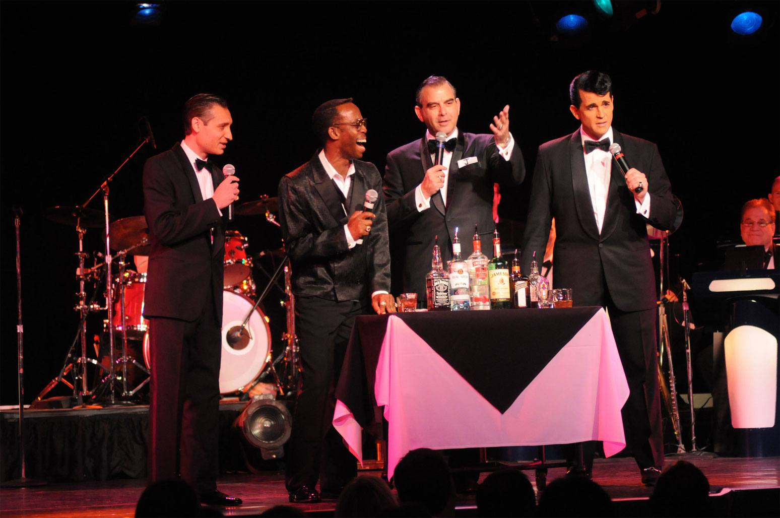 rat pack tribute vegas